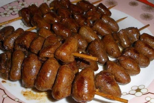 Куриные сердечки в сливках пошаговый рецепт с фото: как.