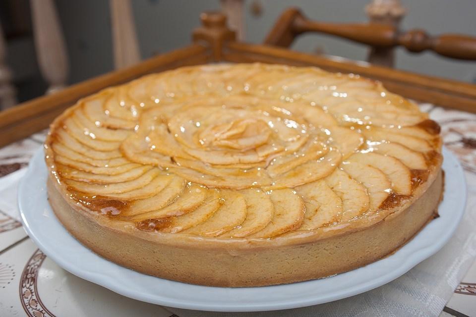 Пирог с яблоками рецепты с фото