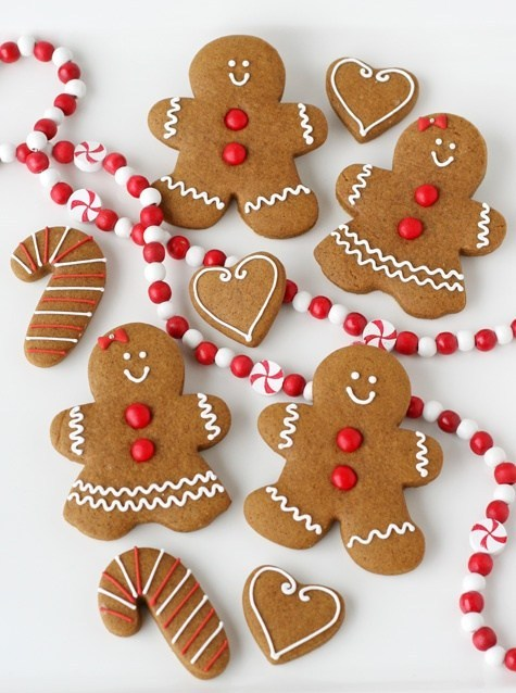 Украшение имбирное печенье рецепт 12