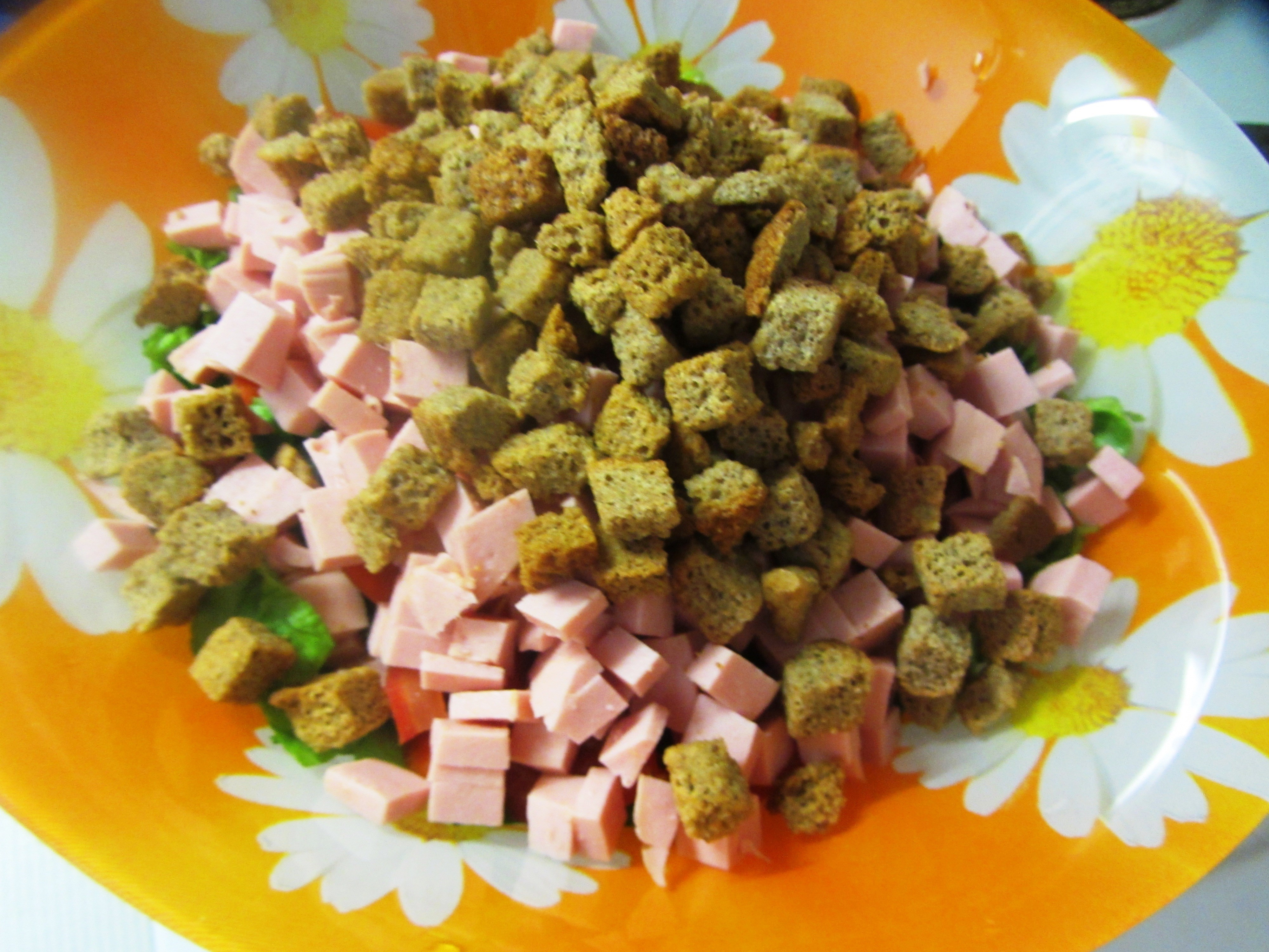 рецепты салатов на уразу