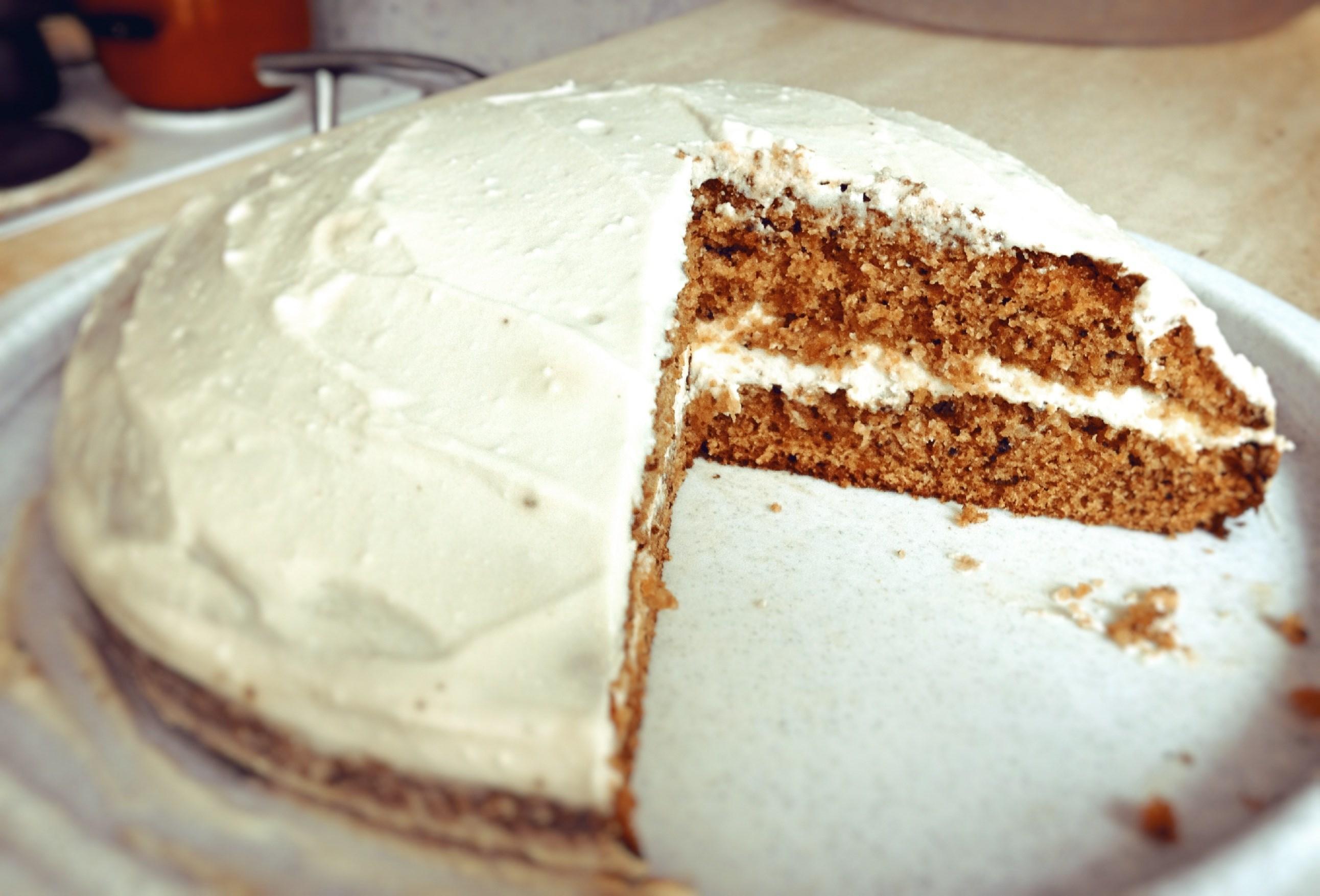 Как приготовить морковный торт в домашних условиях с фото