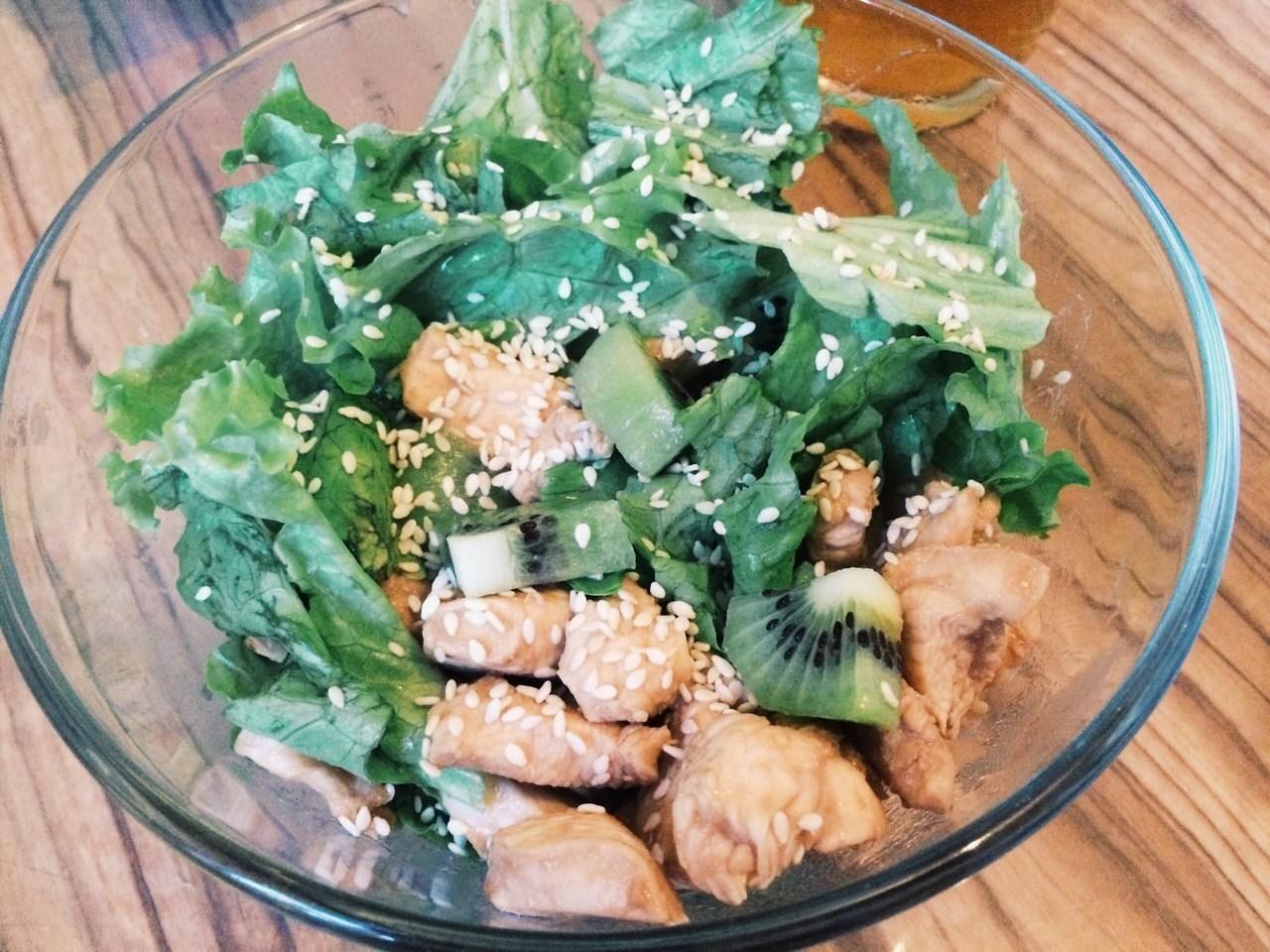 Салаты с соусами рецепты простые и вкусные