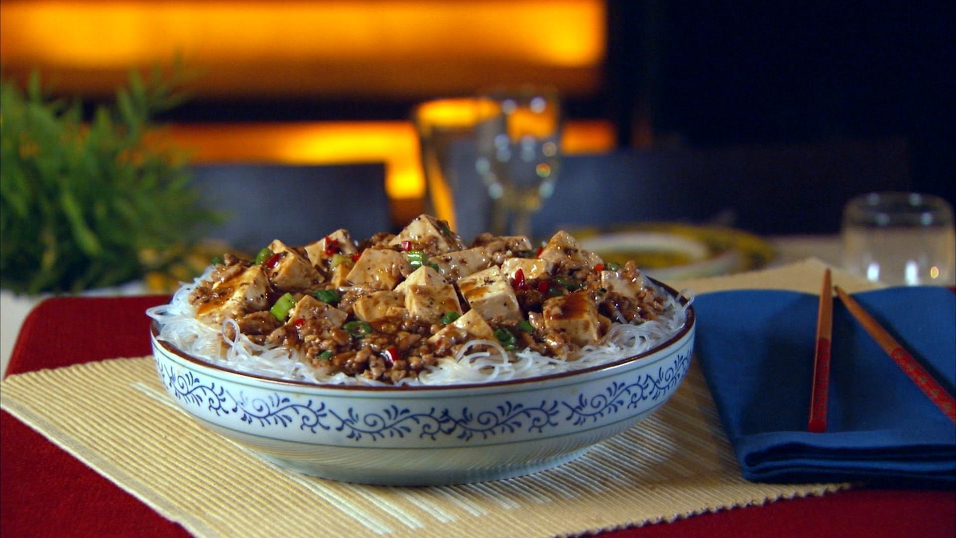 Мапо тофу пошаговый рецепт с