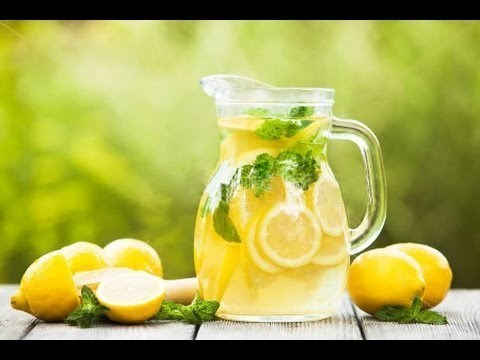 как приготовить лимонад в домашних условиях рецепт видео