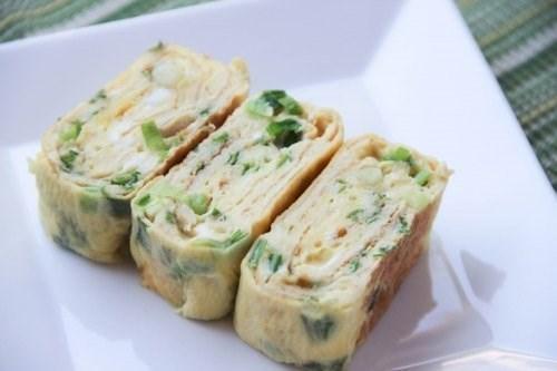 Рецепт японский омлет тамагояки