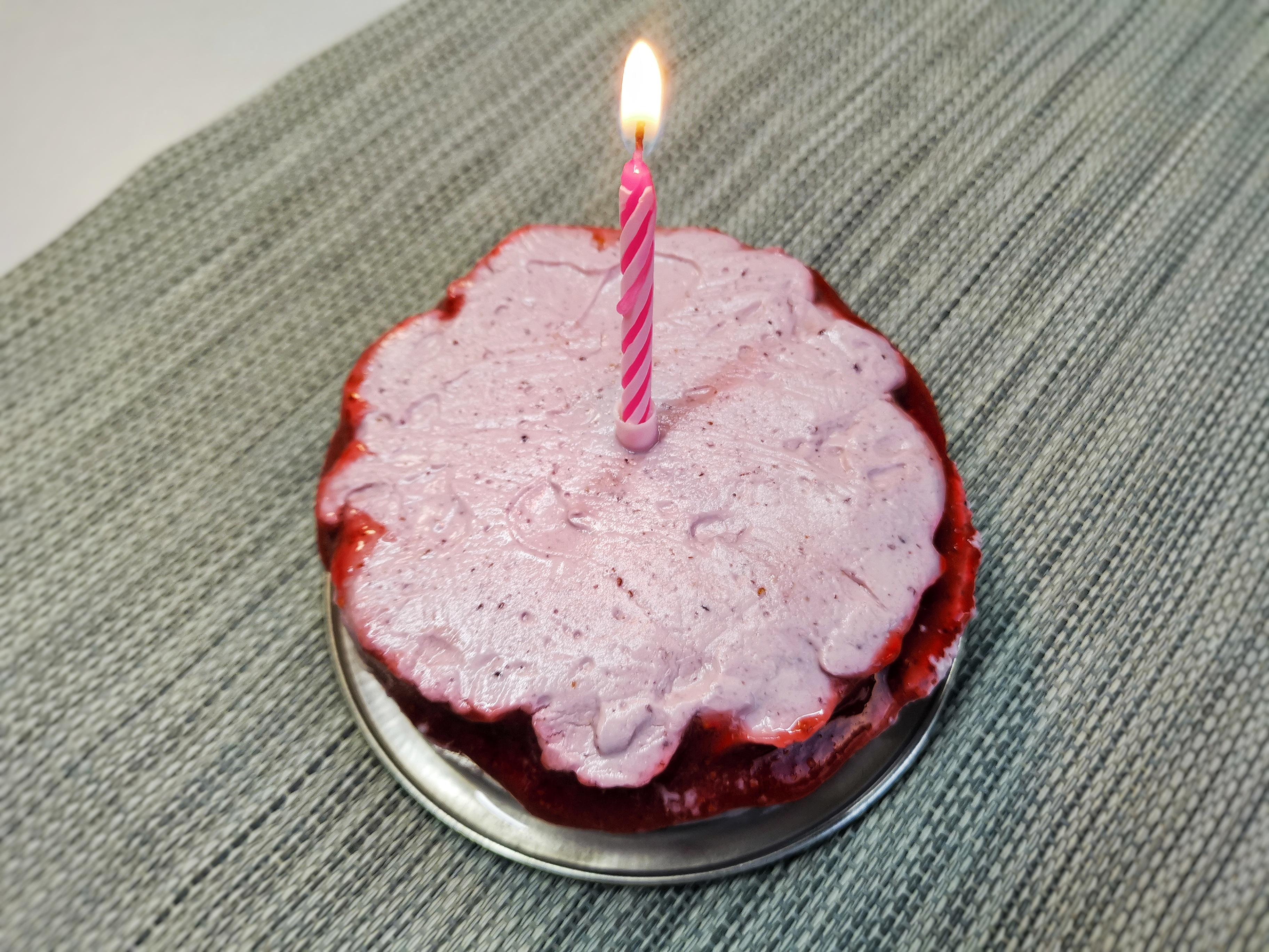 Торт с творогом и маскарпоне
