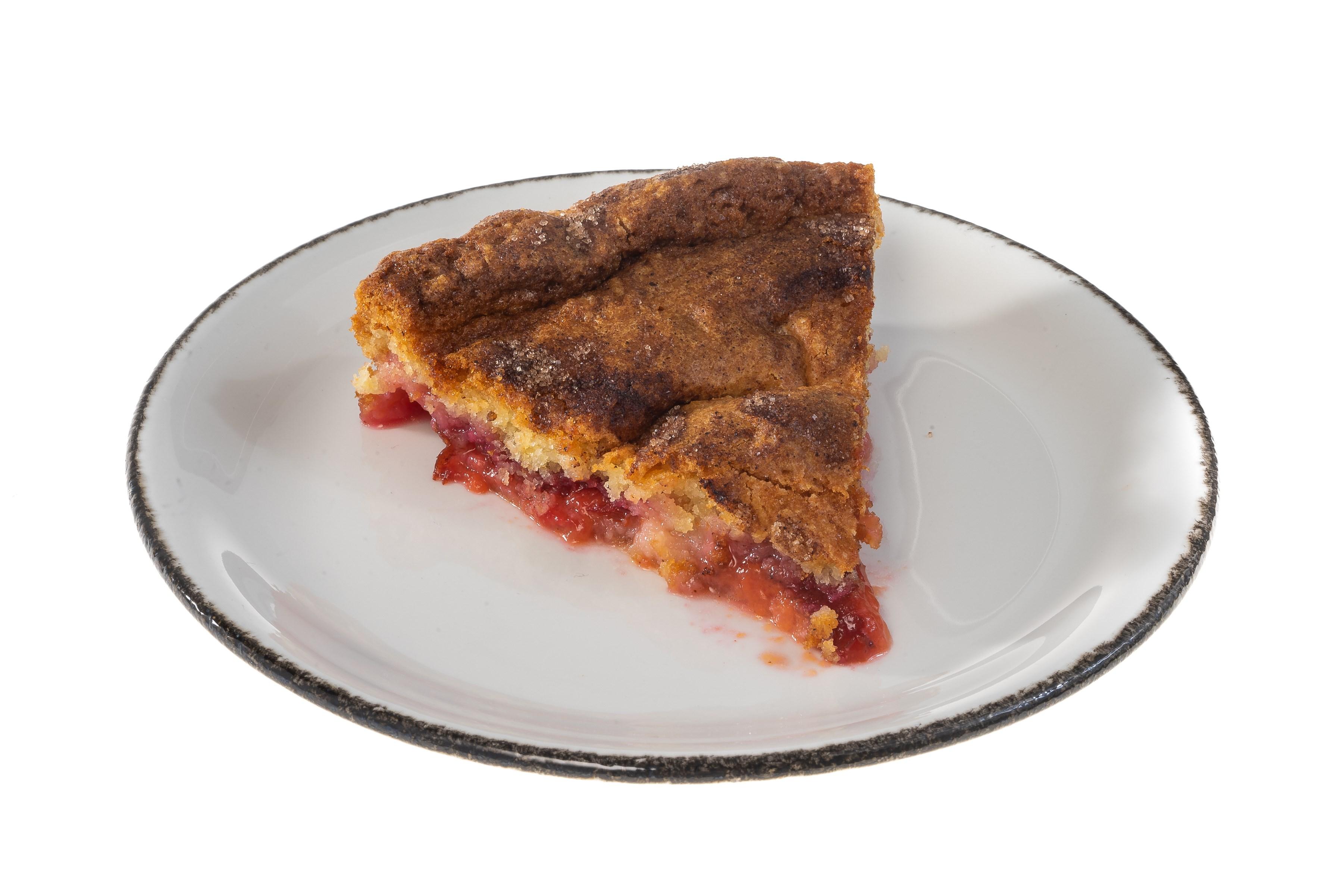 Сливовый пирог из New York Times